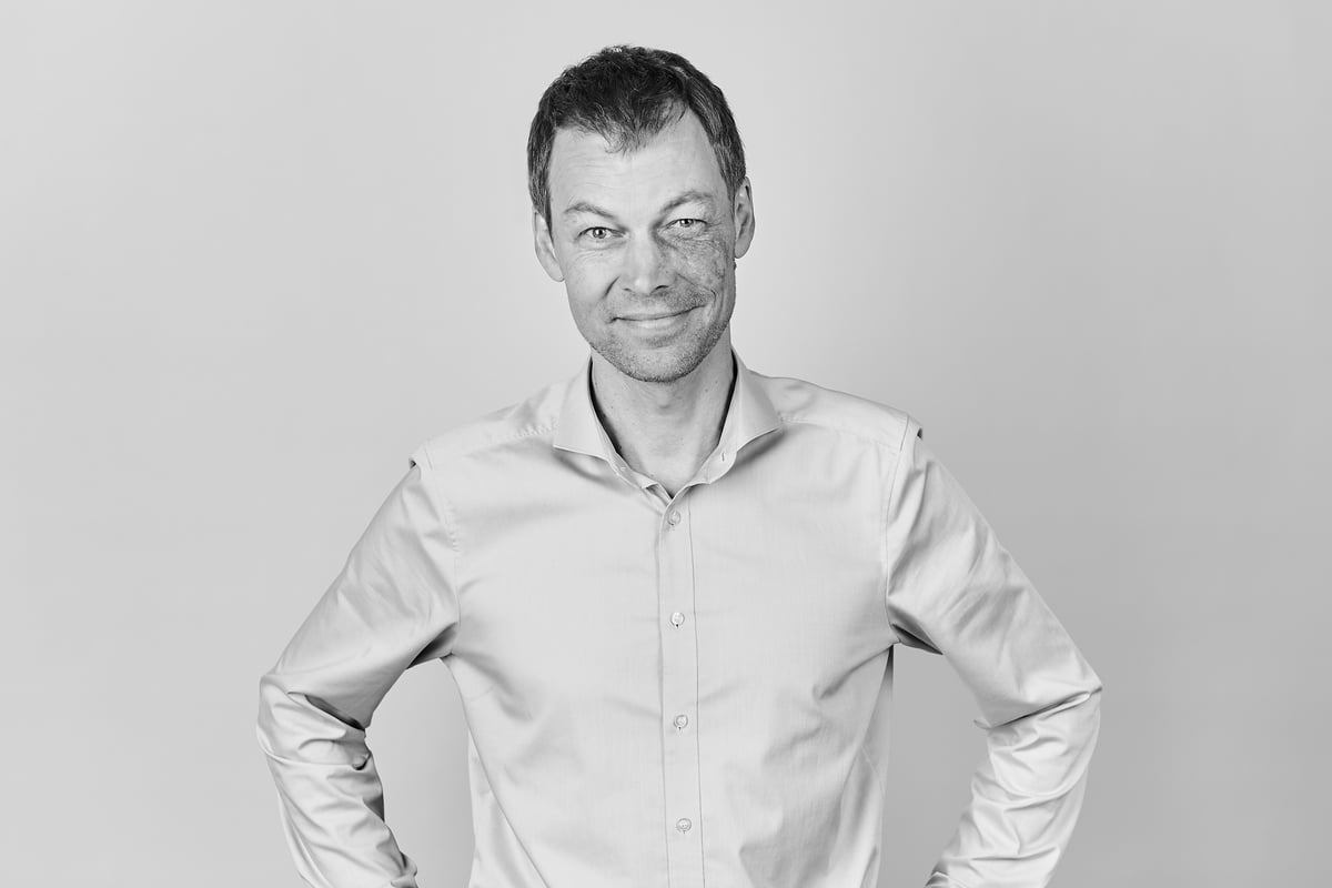 Jens Gierga, Dipl.-Ing. (FH) Architekt