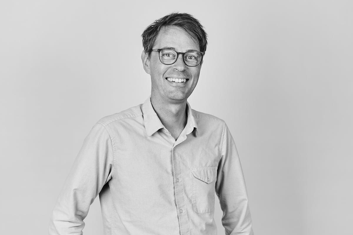 Marc Lüders, Dipl.-Ing. Architekt
