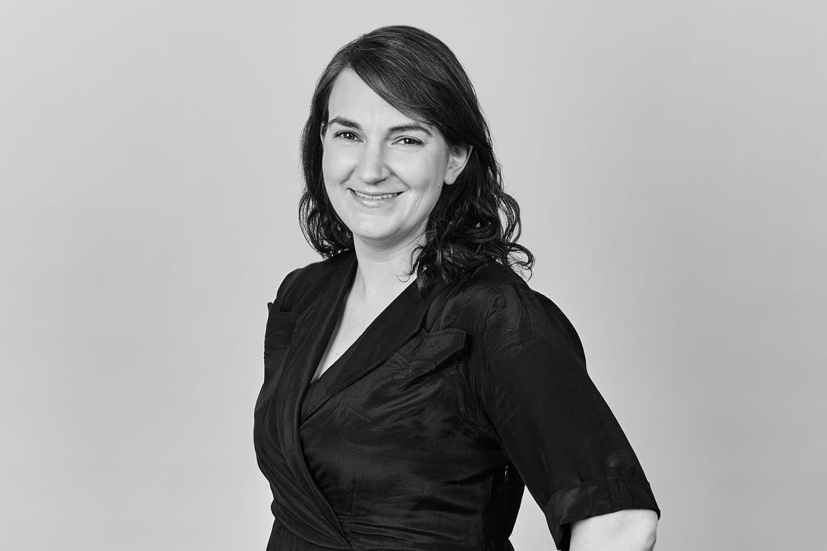Maria Trübner, Dipl.-Ing. Architektin