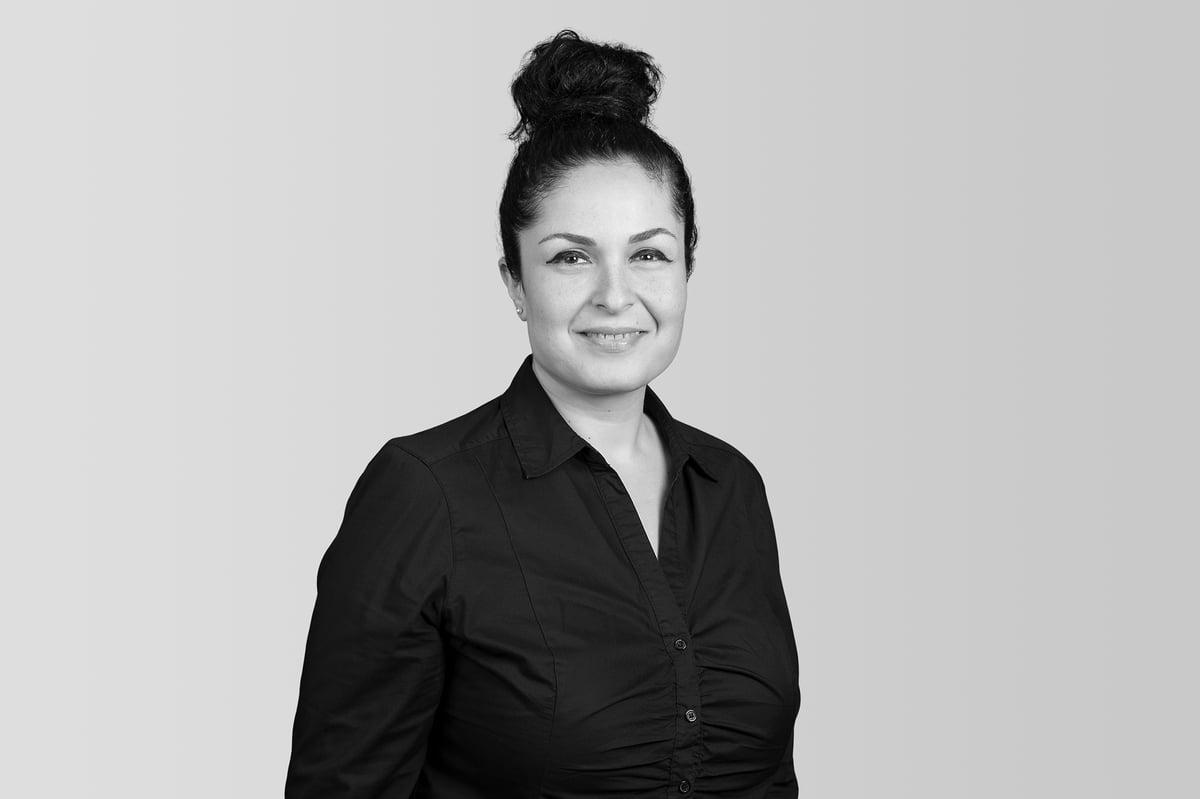 Kamelia Djourabchi, Dipl.-Ing. Architektin