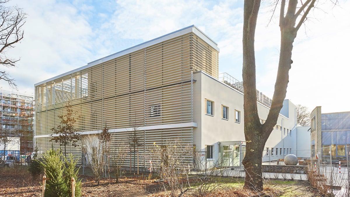 Neubau OP Schön Klinik Eilbek