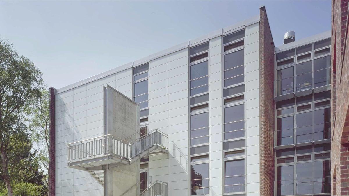 Albertinen-Krankenhaus – Neubau Sektorale Psychiatrie