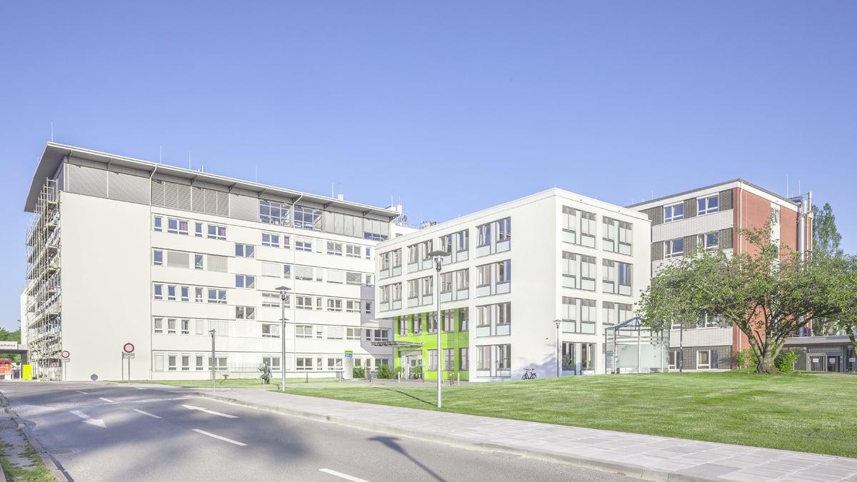 Amalie Sieveking Krankenhaus – Erweiterungsneubau