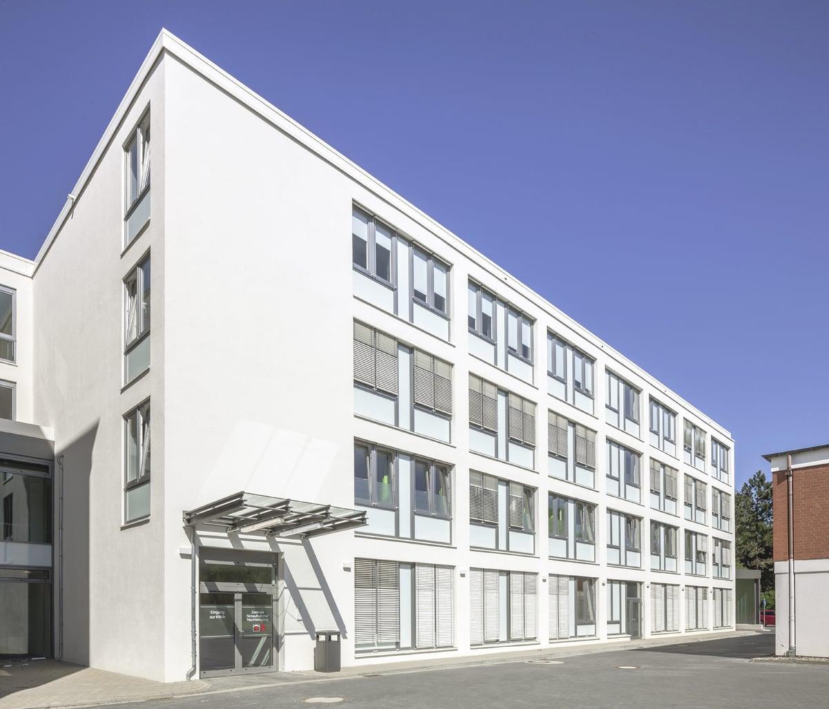 Amalie Sieveking Krankenhaus – Erweiterungsneubau ...