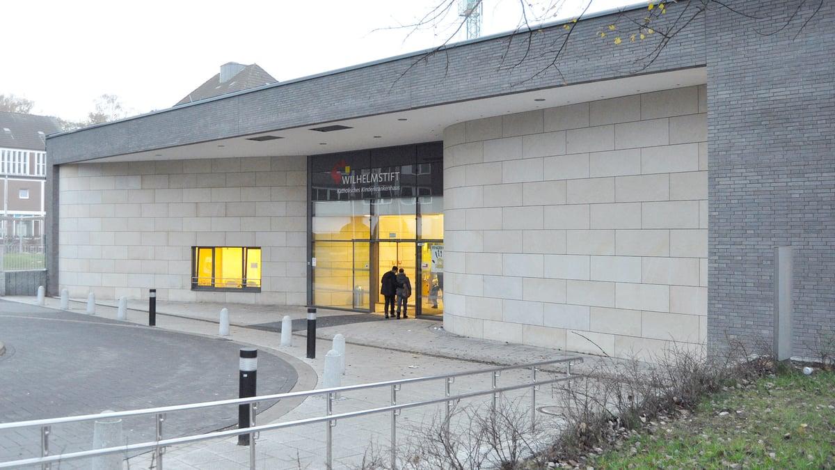 Kath. Kinderkrankenhaus Wilhelmstift – Neubau Empfangsgebäude