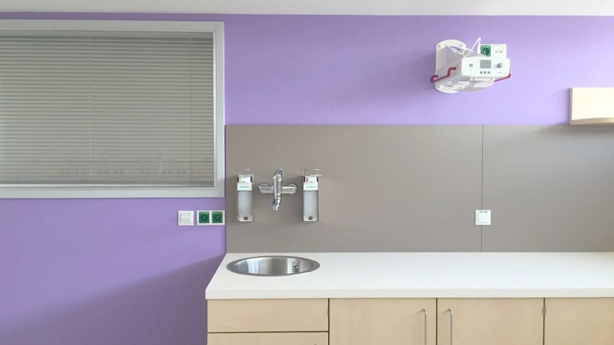 Kath. Marienkrankenhaus Hamburg – Ausbau Intensivstation Neonatologie