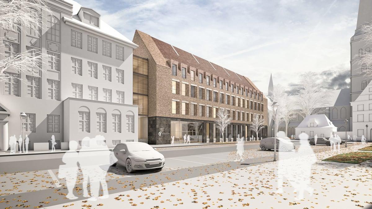 Kath. Marienkrankenhaus Lübeck – OP-Erweiterung