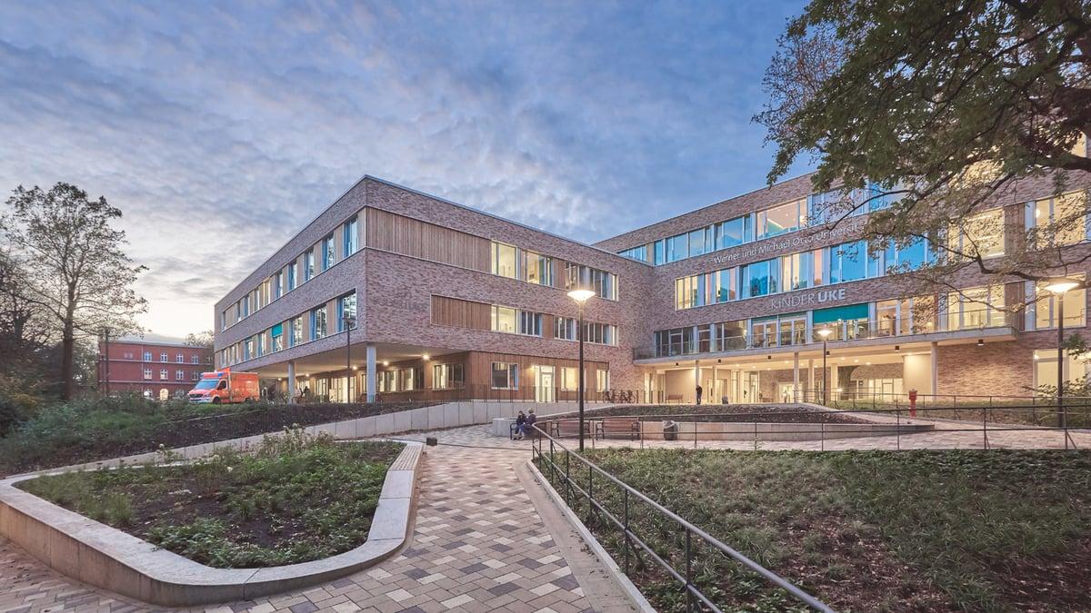Universitätsklinikum Hamburg-Eppendorf – Neubau Universitäre Kinderklinik