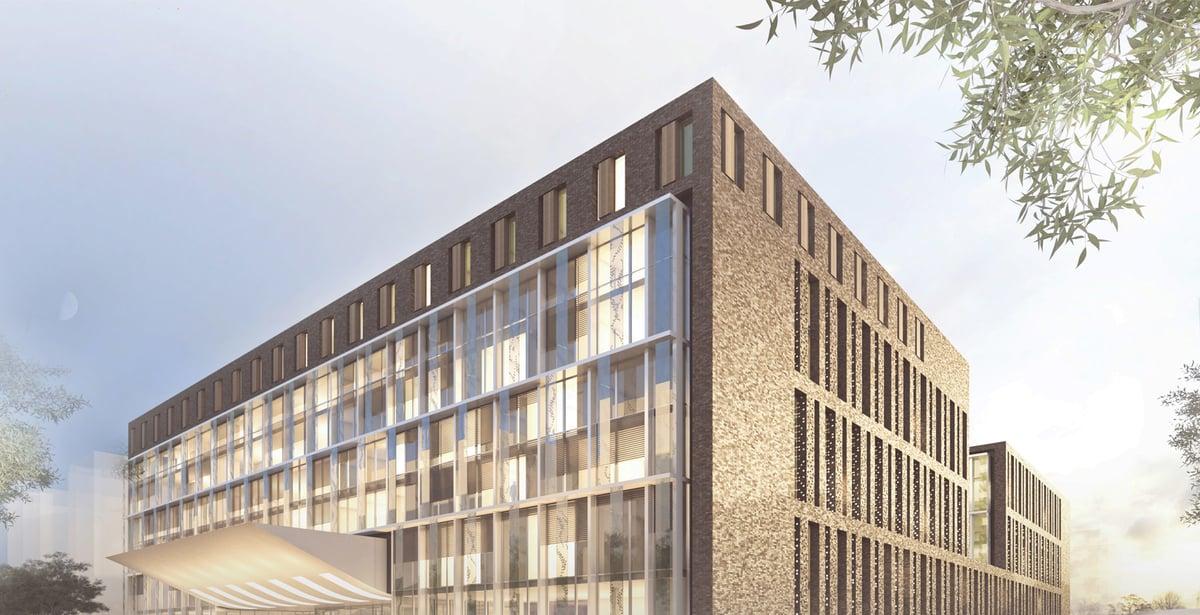 Universitätsklinikum Hamburg-Eppendorf – Wettbewerb Universitäres Herzzentrum