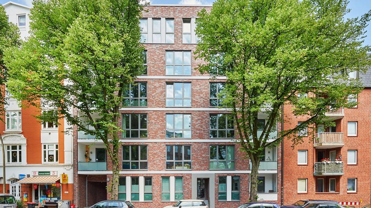 Große Brunnenstraße – Neubau in Hamburg-Ottensen
