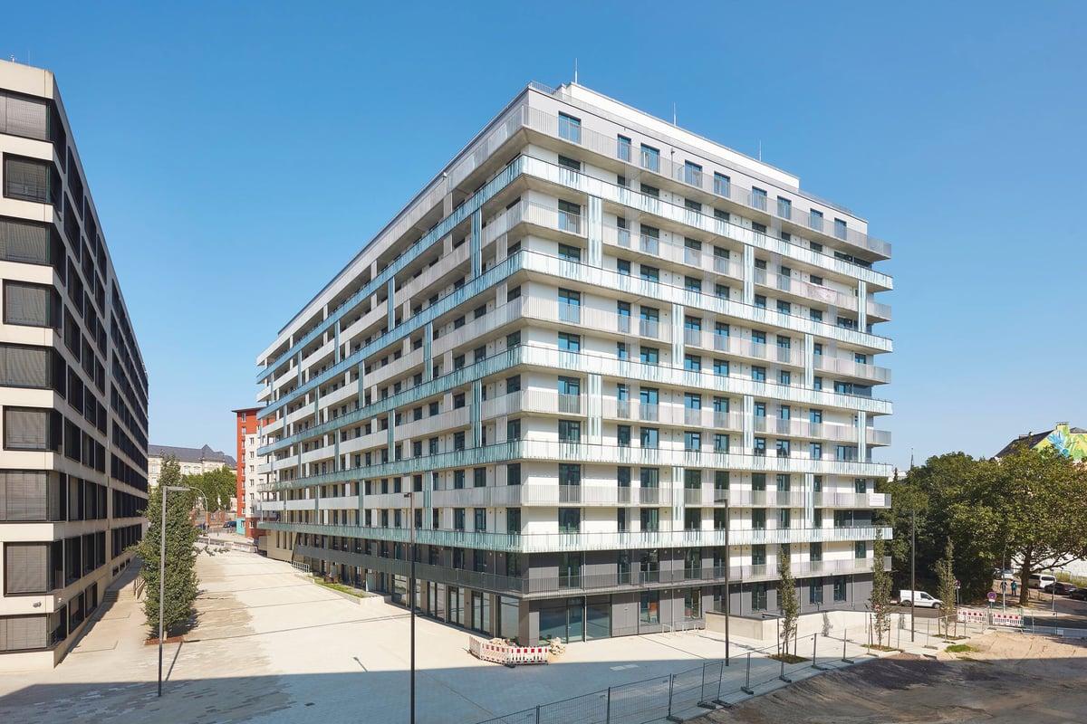 Hühnerposten – Neubau in Hamburg-Mitte