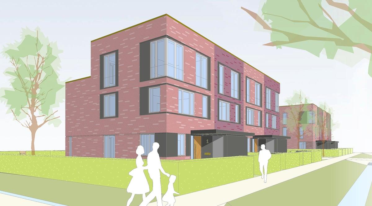 IBA-Ausschreibung Vogelkamp – Neubau in Hamburg-Neugraben
