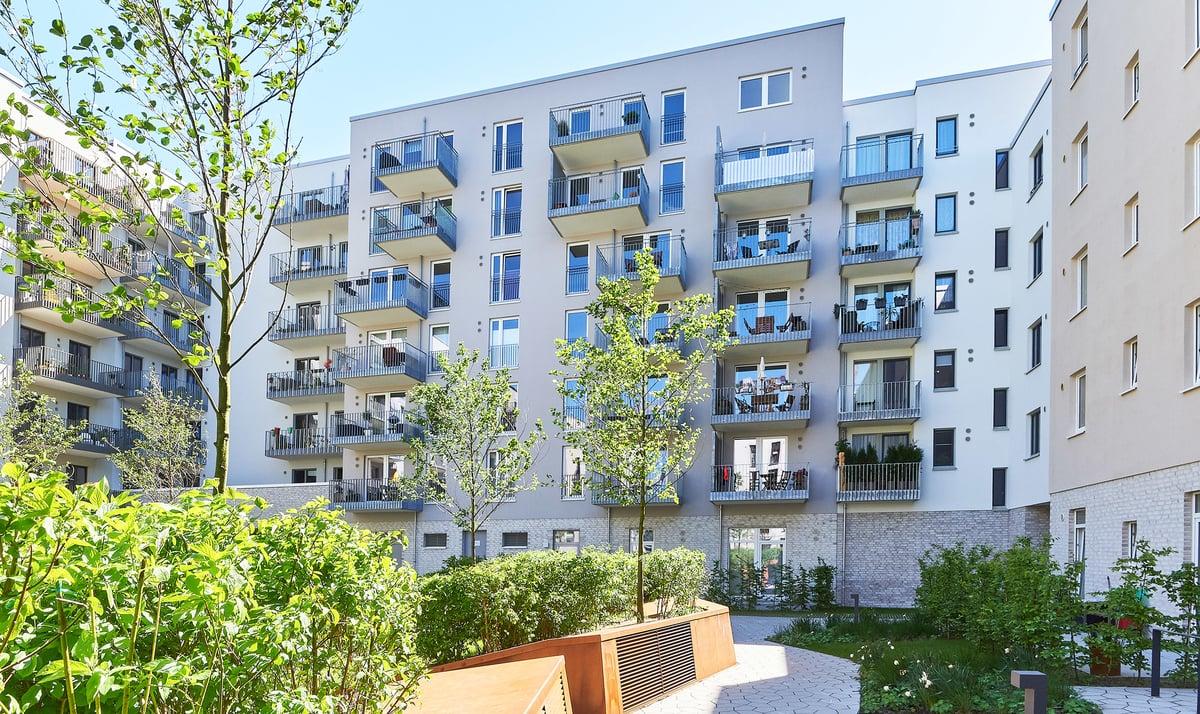 Neue Mitte Altona – Nordblock – Neubau in Hamburg