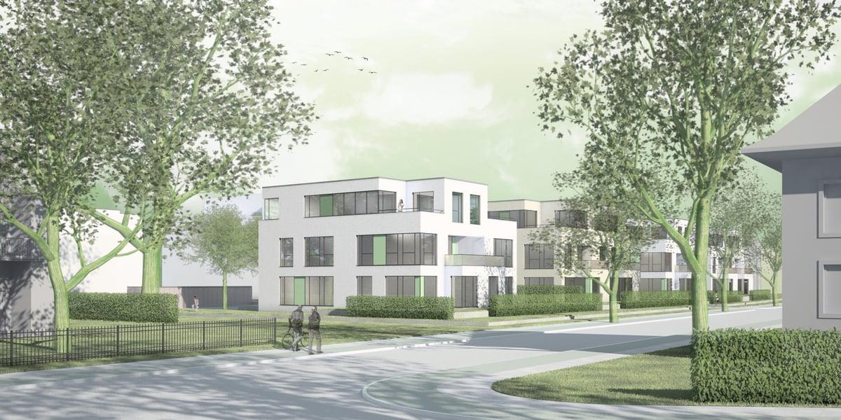 WB Süderfeldpark, Lokstedter Gartenhöfe – Neubau in Hamburg-Lokstedt